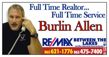 Burlin Allen - Re/Max Between The Lakes